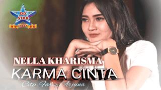 Lirik Lagu Karma Cinta - Nella Kharisma