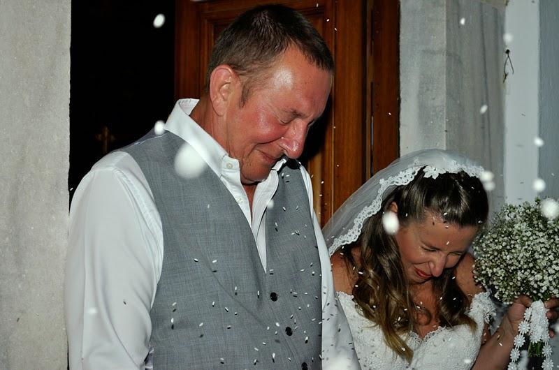 Γάμος Peny - John