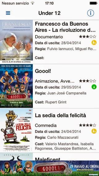 Coming Soon Cinema, l'app si aggiorna alla vers  8.0.7