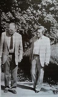 Szetejnie - Czesław Miłosz i Maciej Kledzik 1992