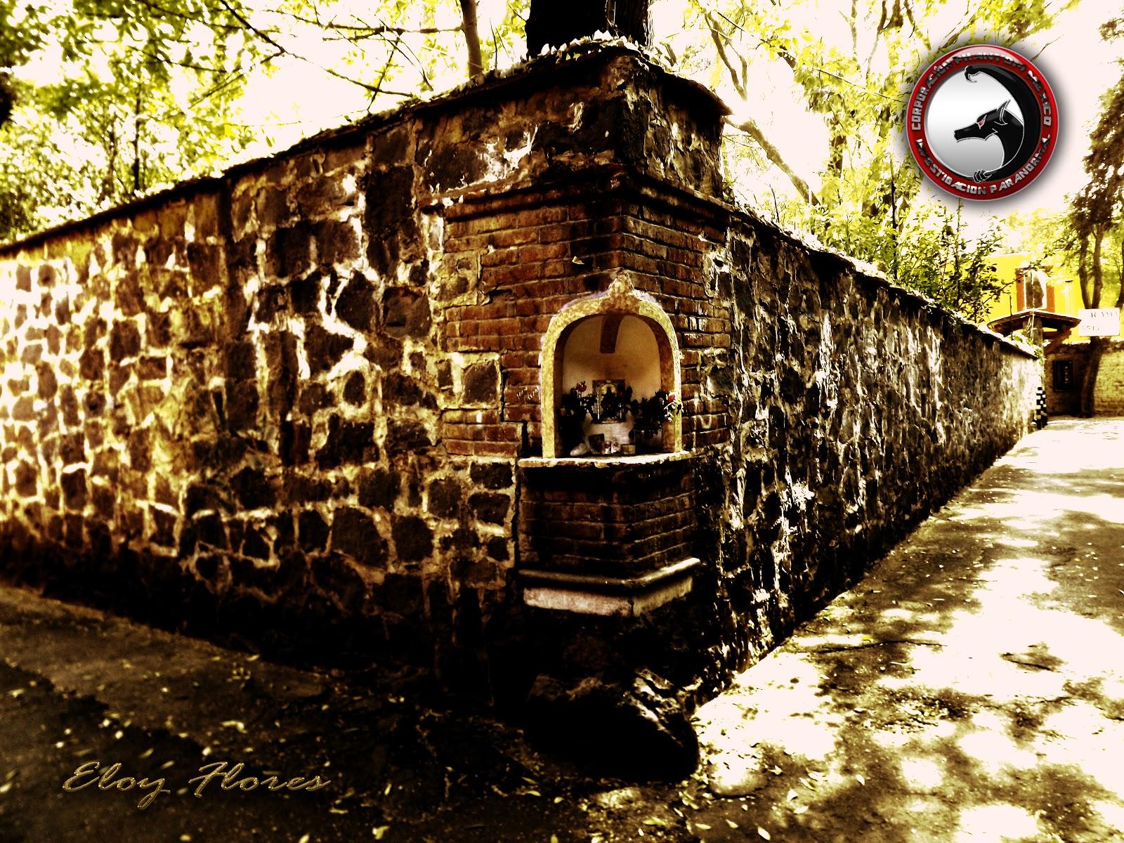 MEXICO MISTERIOSO: El Callejón del Aguacate - Coyoacán