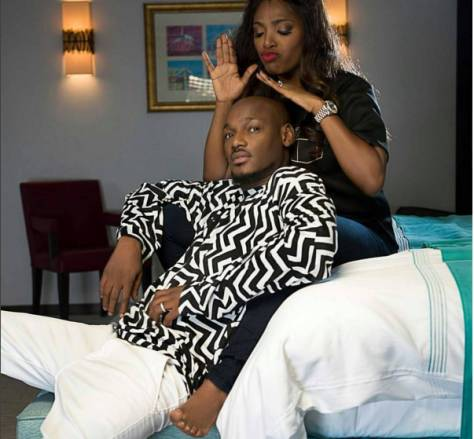 SO SWEET!! Tuface Idibia Surprises His Wife, Annie Idibia On Their Anniversary [VIDEO]