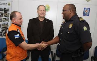 Guarda Municipal de Ponta Grossa (PR) tem novo comandante