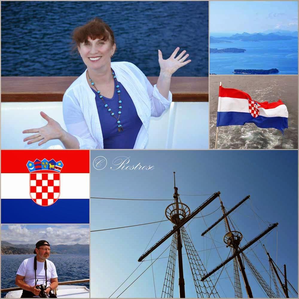 Rostrose: Reisebericht Kroatien 2014