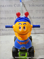 Ride-on Car Family FT6315 Lebah