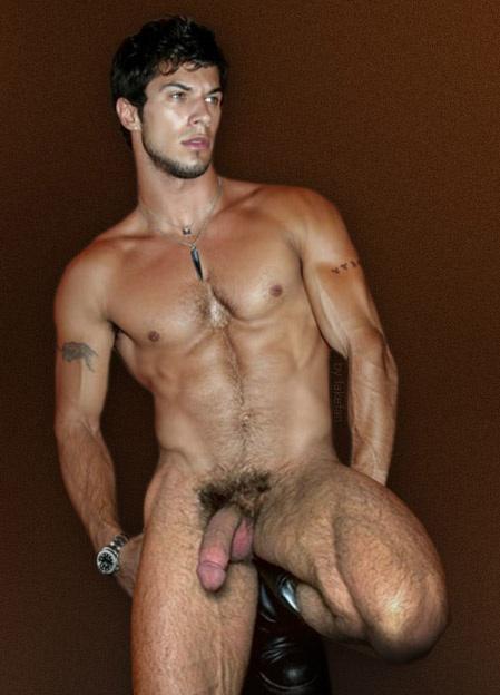 еврейские голые парни - 8
