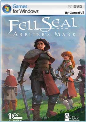 Descargar Fell Seal Arbiters Mark juego de Rol para pc español mega y google drive /