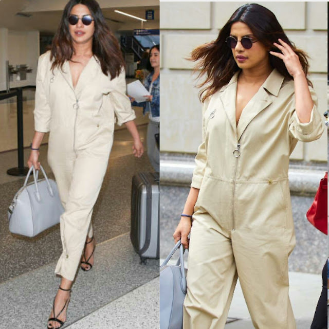 Priyanka Chopra at Airport
