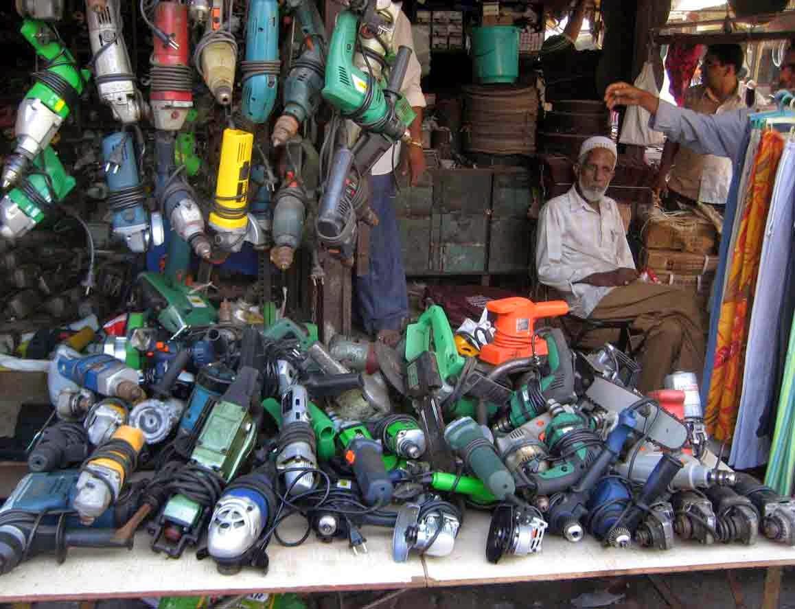 junk dealer india
