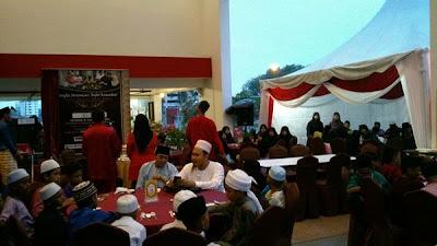 Majlis Perasmian Bufet Ramadan anjuran Hotel Sentral Johor Bahru. Majlis dirasmikan oleh Ahli Dewan Undangan Negeri Tanjung Puteri iaitu Datuk Haji Adam Samiru.