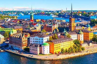Empregos na Suécia e Dinamarca