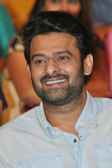 Young Rebel Star Prabhas at AnandoBrahma Pre-Release event