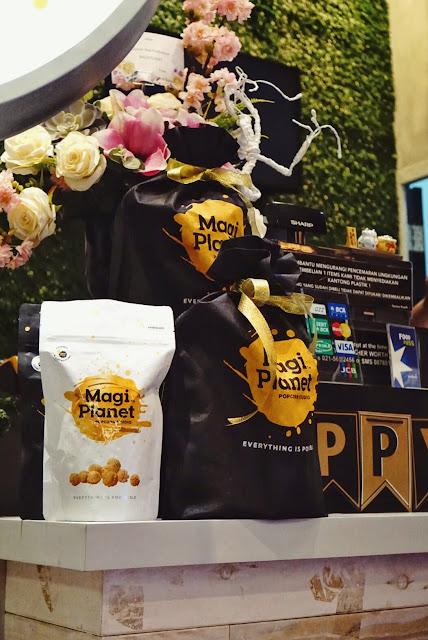 Magi Planet Indonesia - Planet Popcorn Studio