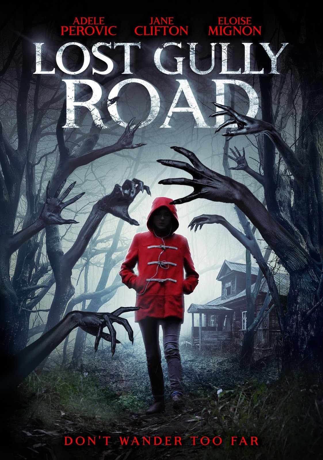 Lost Gully Road (2017) | Adele Perovic is Lucy | Horror Film Review