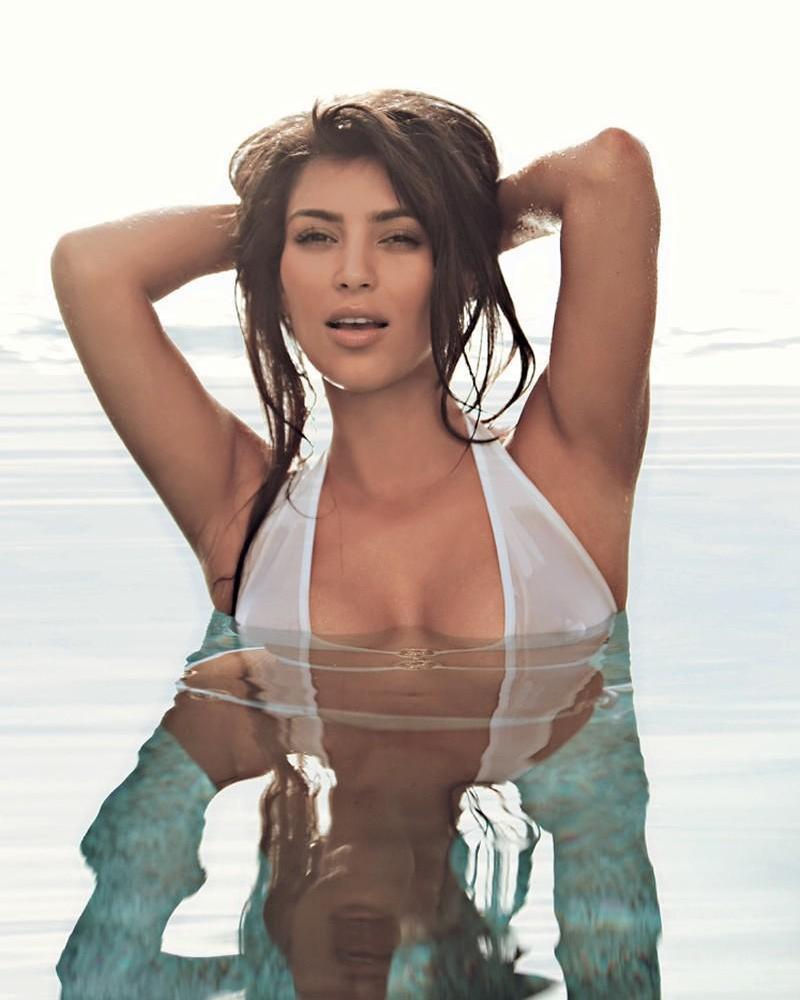 All Nude Photos Of Kim Kardashian