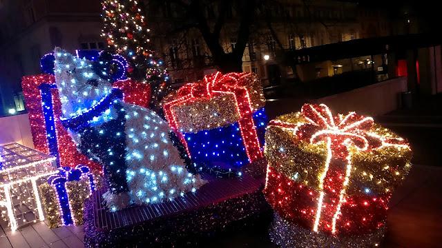 dekoracje świąteczne w warszawie