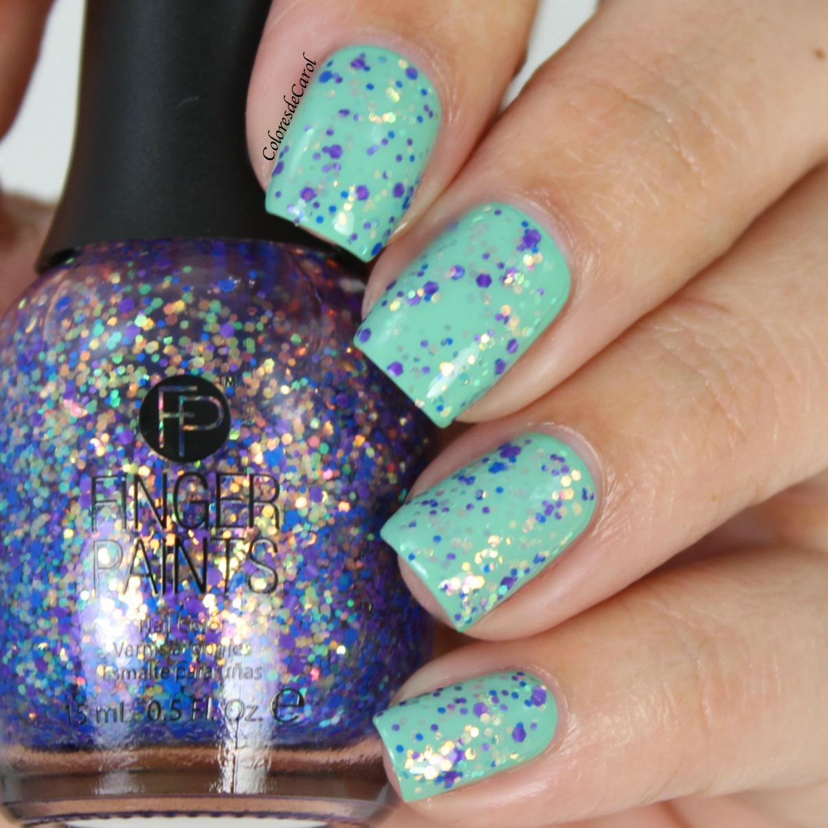 Finger Paints Nail Polish Base Coat – Papillon Day Spa