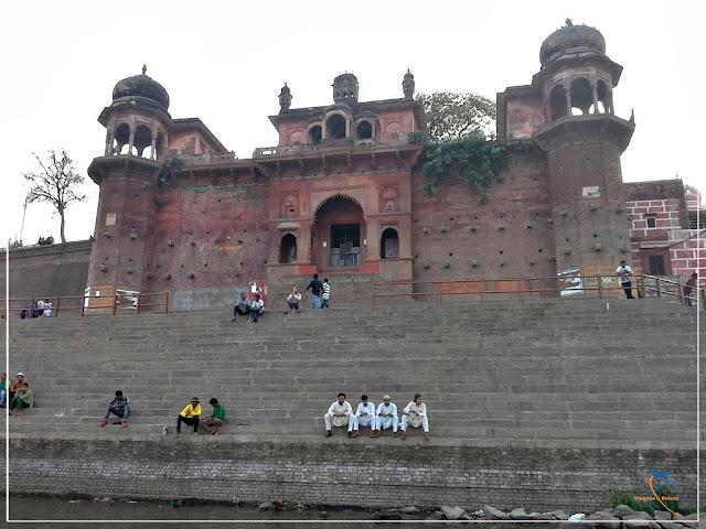 Chet Singh Ghat Varanasi