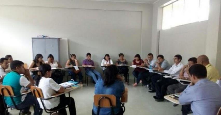 FONDEP inicia programa formativo para docentes innovadores - www.fondep.gob.pe