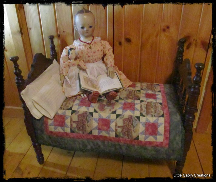 Quot Make Do Dolls Quot Tutorial How To Make A Tufted Doll Bed