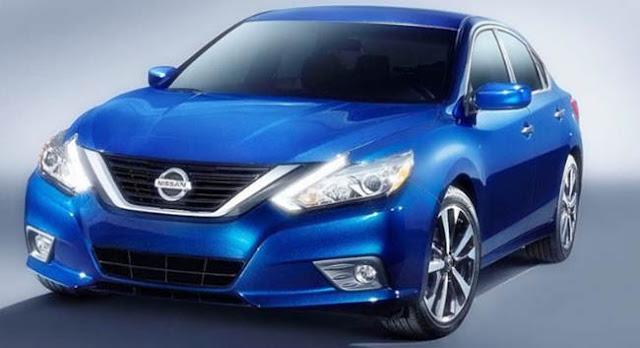 2018 Nissan Altima Redesign