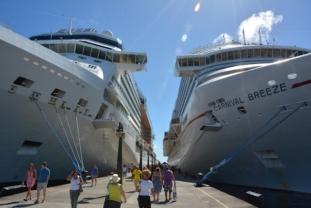 Celebrity Eclipse Carnival Breeze
