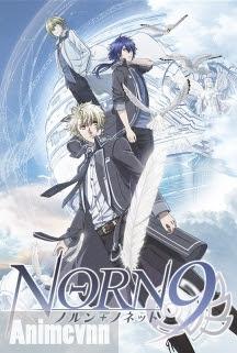 Norn9: Norn+Nonet - Norn 9 Norun+Nonet 2016 Poster