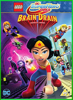 Lego DC Super Hero Girls: Instituto de Supervillanos (2018) | DVDRip Latino HD GDrive 1 Link