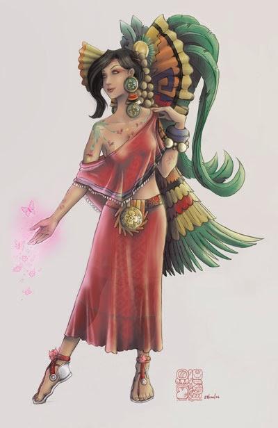 Dewa Cinta, Dewi Asmara