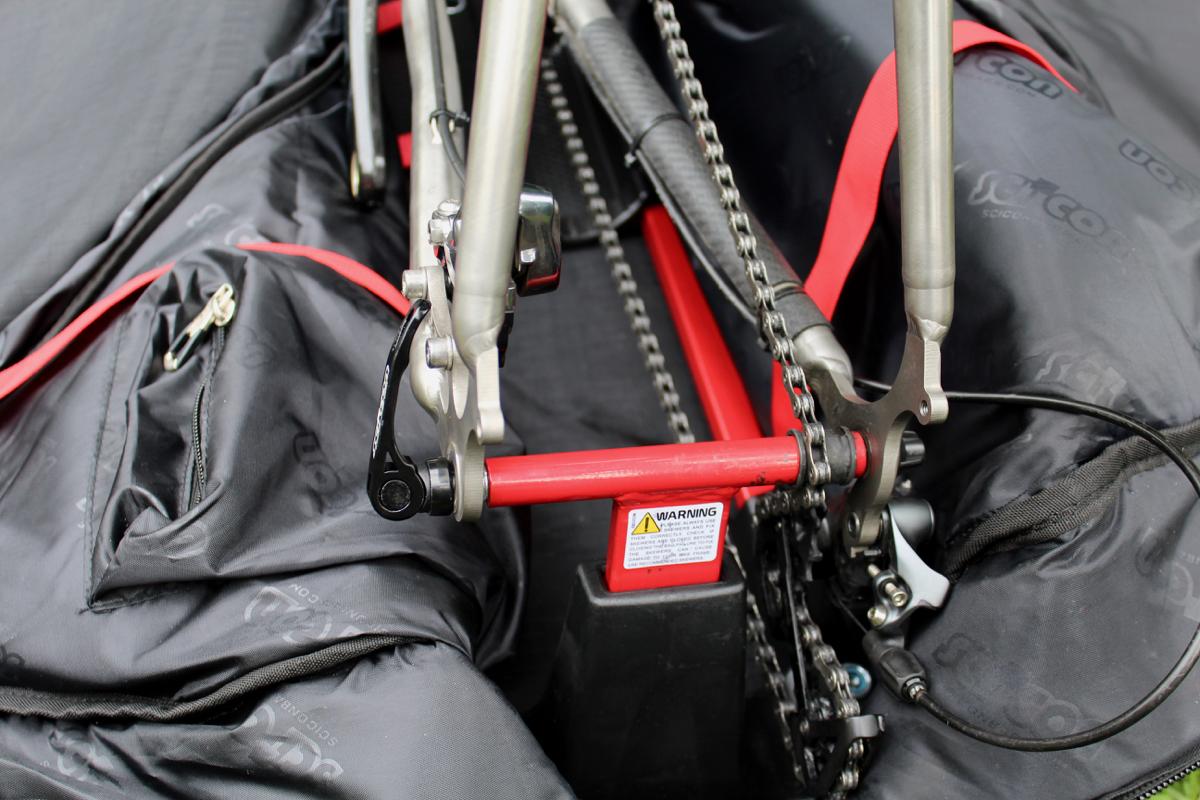 Review Scicon Aerocomfort 3.0 TSA Road Bike Bag