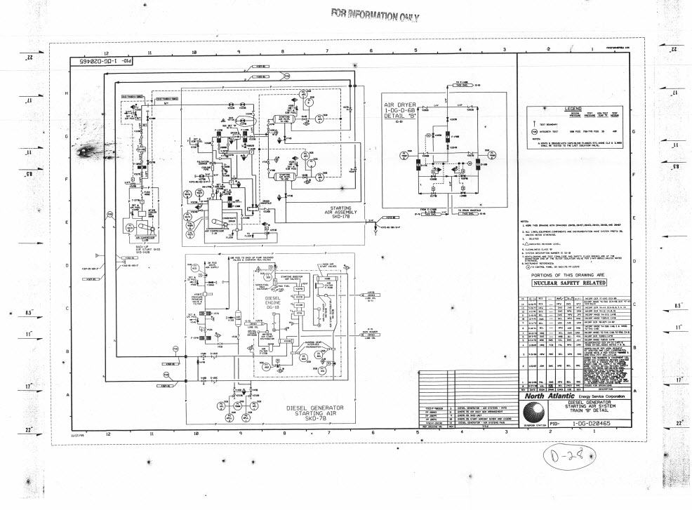 piping instrumentation diagram for reactor