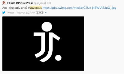 Logo Juventus bermain bola
