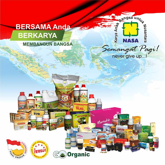 Alamat Agen Resmi Nasa Di Banda Aceh dan Sekitarnya.