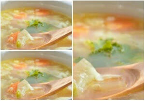 Resep Sup Ayam Makaroni Aneka Sayur