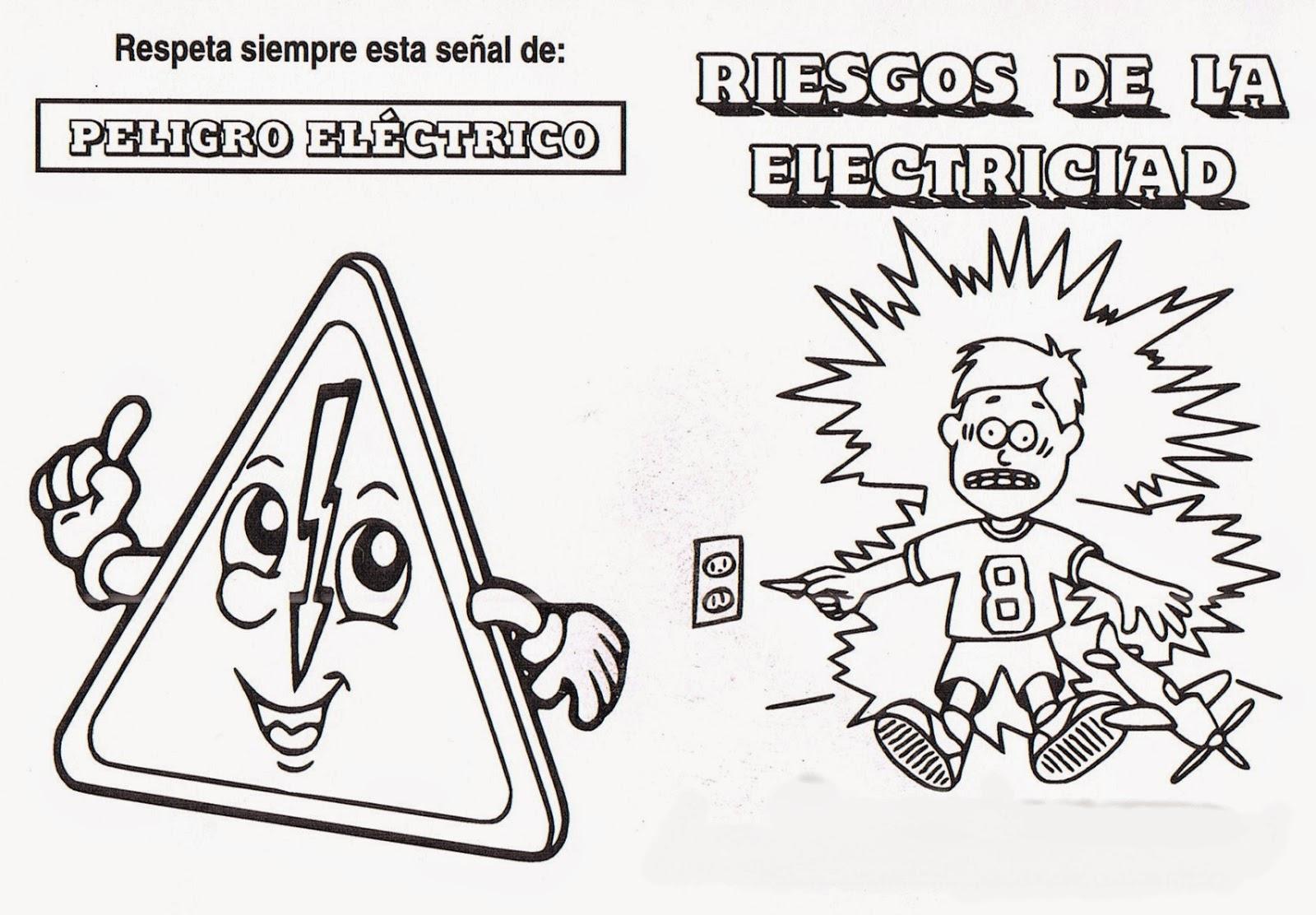 Manual del científico: Cuidado con la electricidad