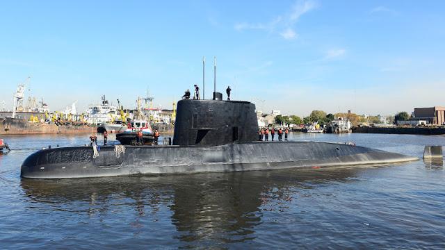 """Vicealmirante argentino sobre el submarino: """"Hay evidencia que apoyaría lo declarado por la Armada"""""""