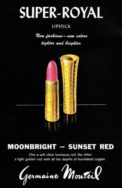 Germaine Monteil Moonbright - Sunset Red Ad