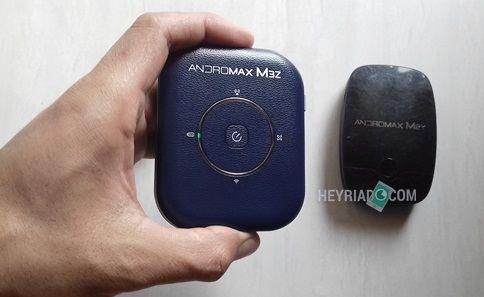 Cara isi ulang andromax m3z m3y m2y