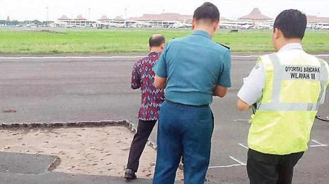 Bandara Juanda Tutup Sementara, Pesawat Gagal Mendarat