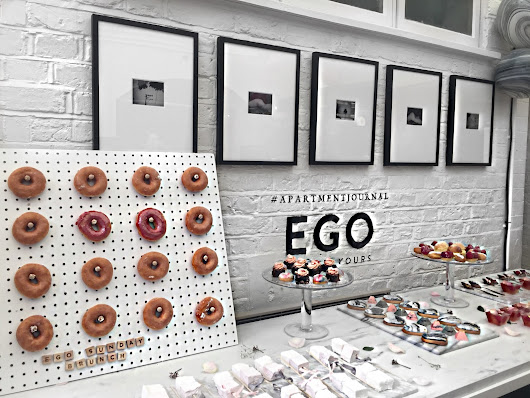 LFW With EGO x TheAptmt