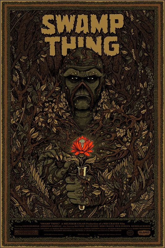Swamp Thing 2011 [The New 52]