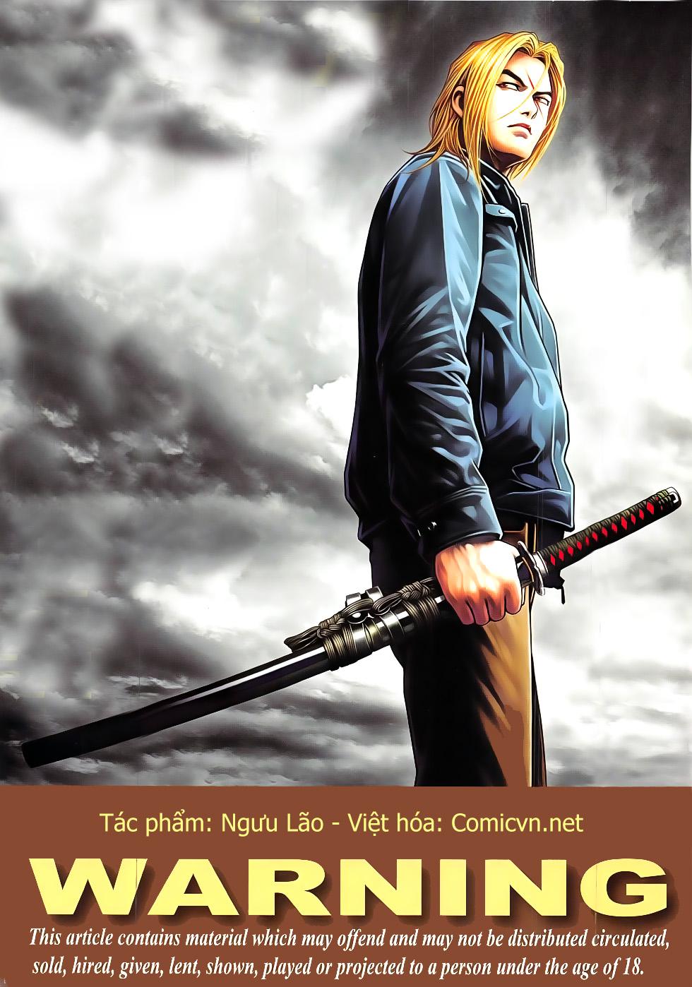 Người Trong Giang Hồ chapter 1863: bầu trời sau chiến thắng trang 1