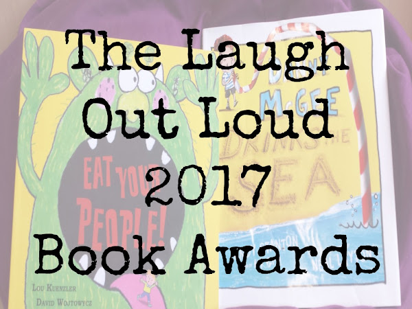 The Laugh Out Loud 2017 Book Awards