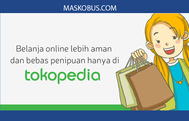 Tokopedia marketplace terbesar Indonesia