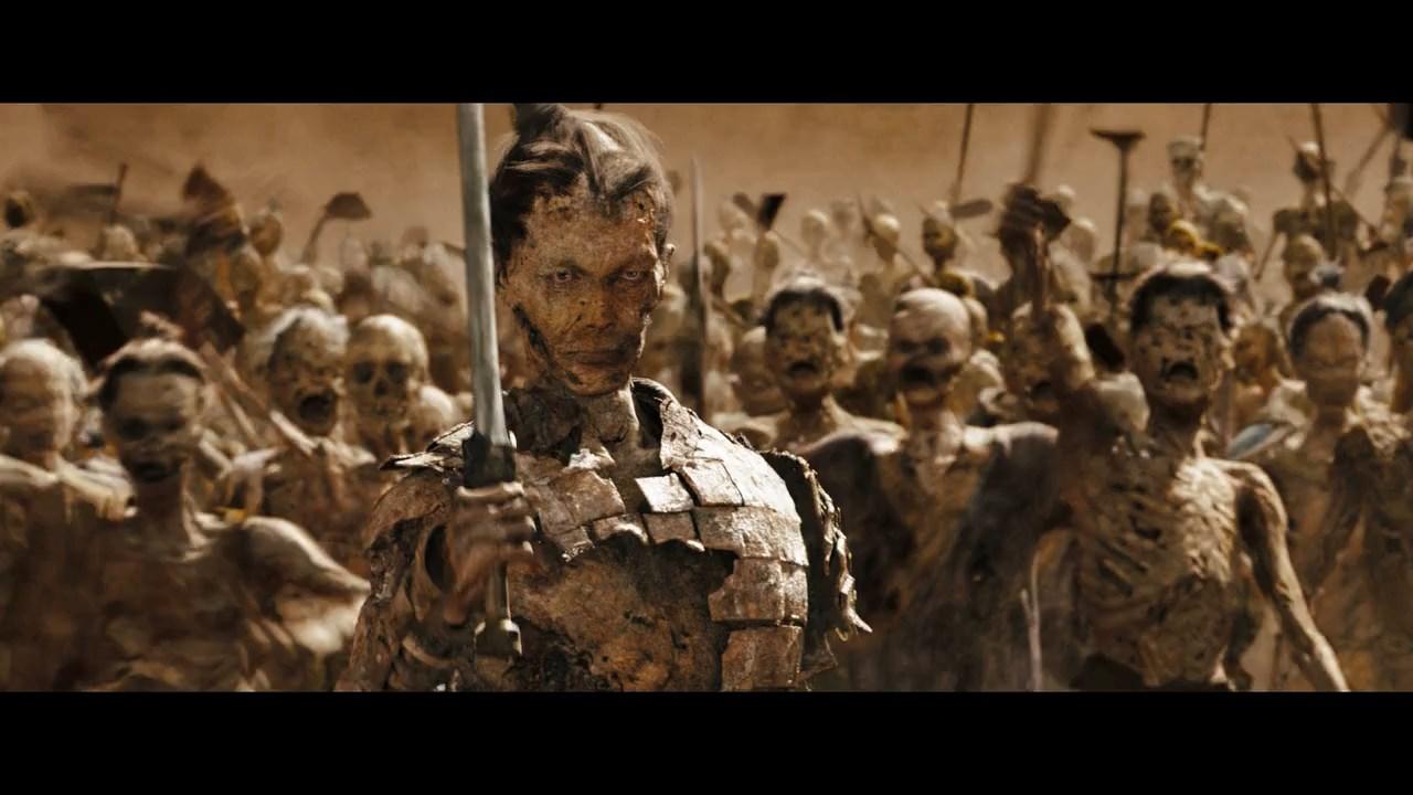 La Momia: La Tumba del Emperador Dragón (2008) BRRip HD 720p Latino - Ingles captura 4