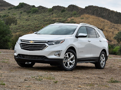 2019 Chevrolet Equinox Review, Specs, Price