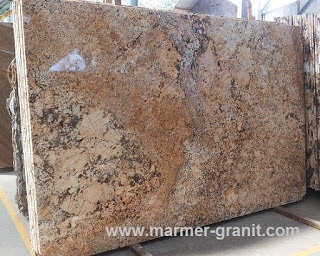 Granit Golden Himalaya Slabs