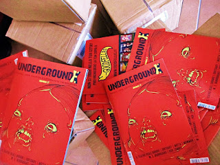 Mostra: Underground Experiment
