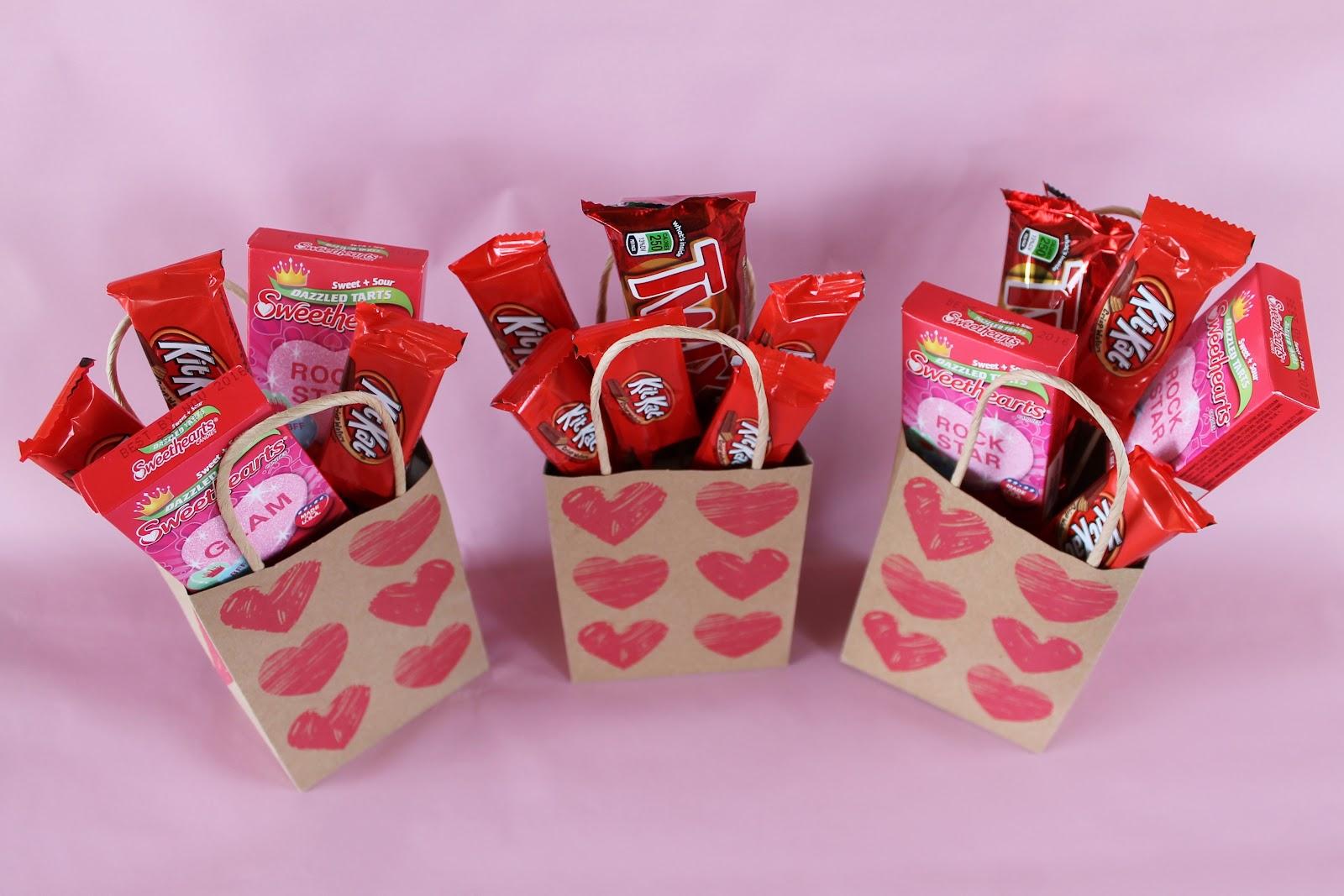 Make A Candy Bouquet In A Bag Miss Kopy Kat