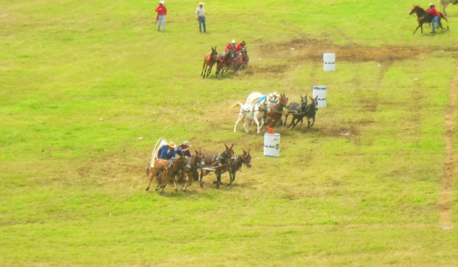 Expeditions By Tricia National Championship Chuckwagon Races